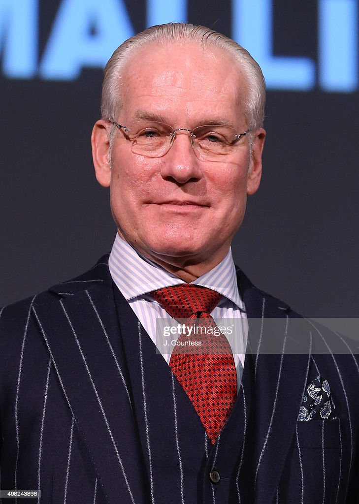 92nd Street Y Presents: An Evening With Tim Gunn And Fern Mallis