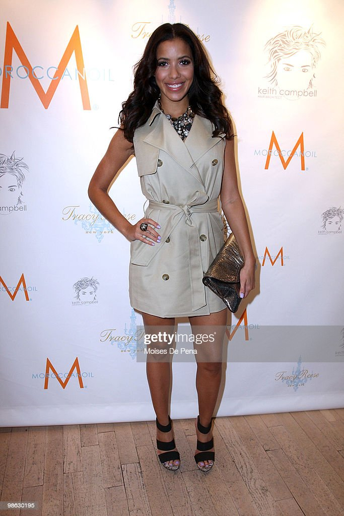 Media Personality Julissa Bermudez attends the 'Cuts Of Our Infirmities' book launch party at the Tracy Reese Boutique on April 22, 2010 in New York City.