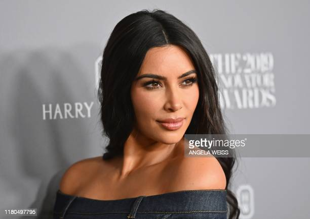 US media personality Kim Kardashian West attends the WSJ Magazine 2019 Innovator Awards at MOMA on November 6 2019 in New York City