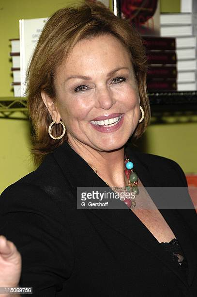 Media personality Phyllis George arrives to the postscreening party for The Kite Runner at Bon Appetit Supper Club on October 29 2007 in New York City