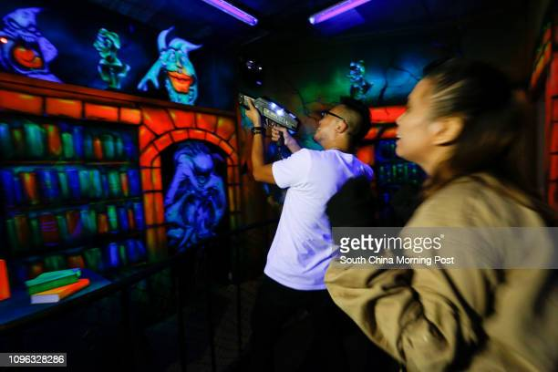 Media preview on Ocean Park Halloween 2016. Ocean Park Halloween Fest offers a haunted attraction, ǃ˙Ghostbusters Live!ǃ˘, which is the newest...