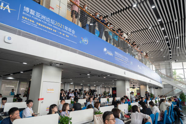 CHN: Boao Forum For Asia Annual Conference 2021 - Opening Ceremony