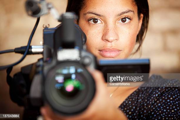 media: tv professional - television camera stock pictures, royalty-free photos & images
