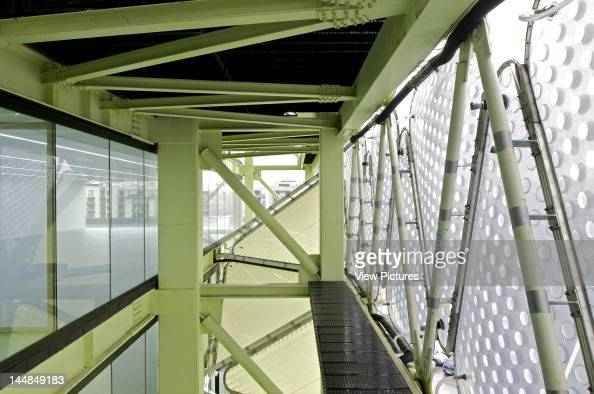 Media tic roc boronat barcelona catalonia spain - Steel framing espana ...