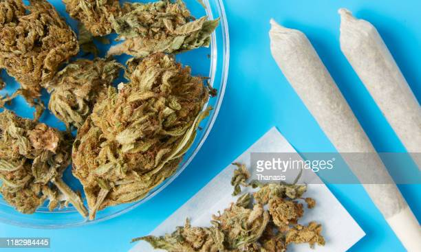 medical cannabis - stock photo - marijuana joint stock pictures, royalty-free photos & images