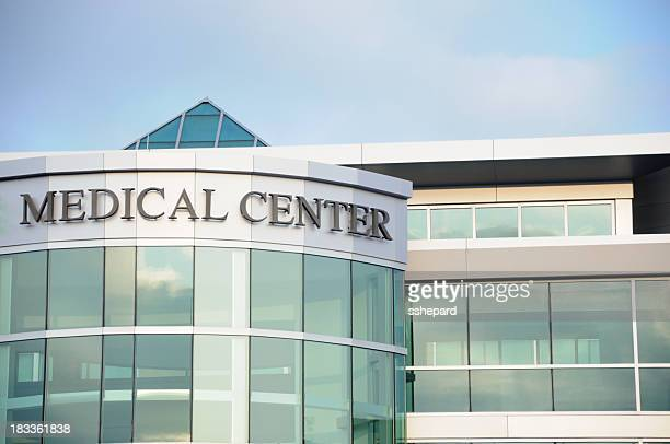 medical center - medical building stock pictures, royalty-free photos & images