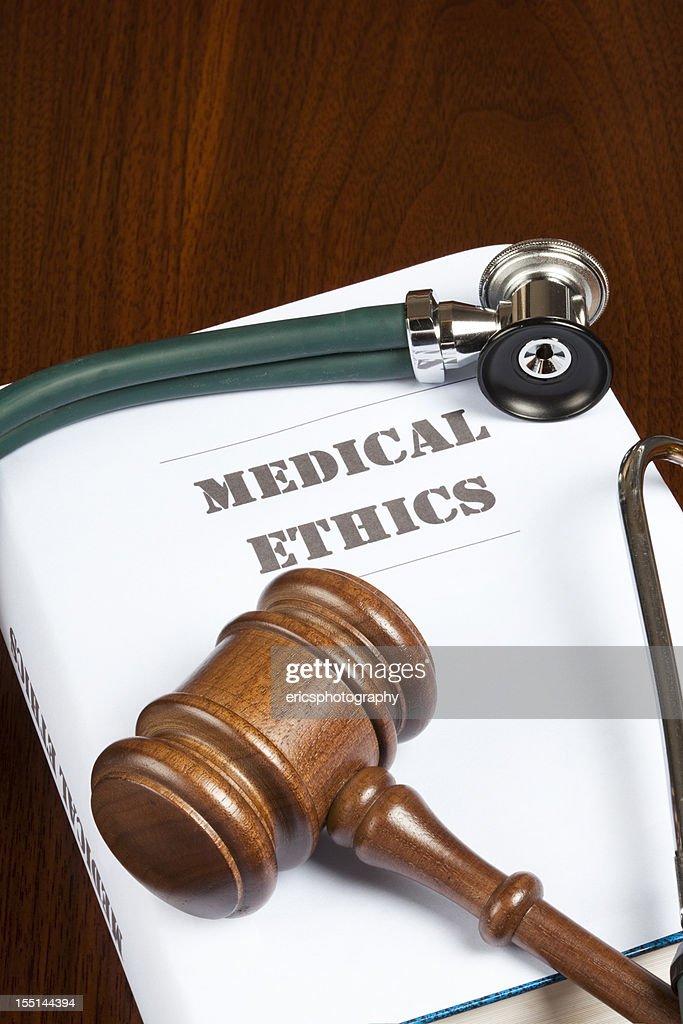 Medical ethics : Stock Photo