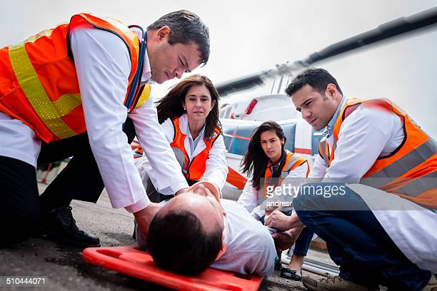 medical evacuation - medevac stock photos and pictures