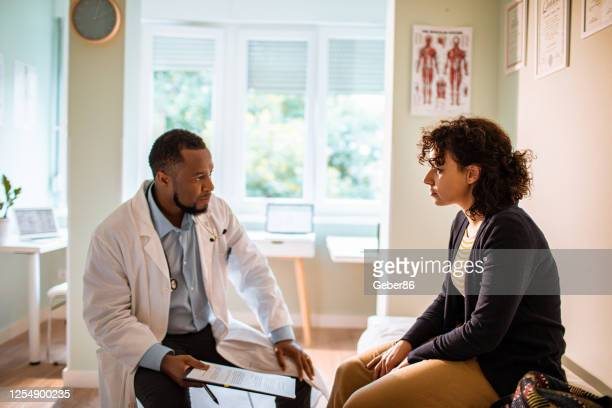 medical exam - outpatient care stock pictures, royalty-free photos & images