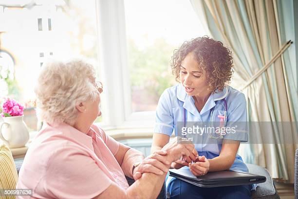 medical examination at home