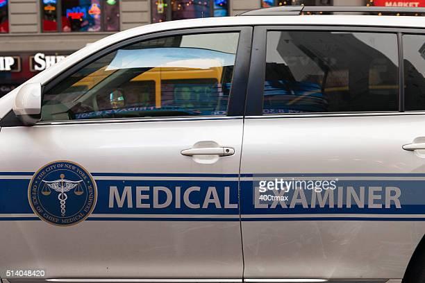 医療試験管 - 検死官 ストックフォトと画像