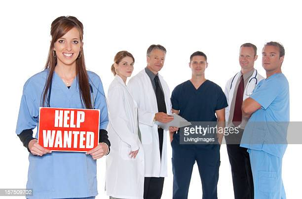 Medical Help Wanted