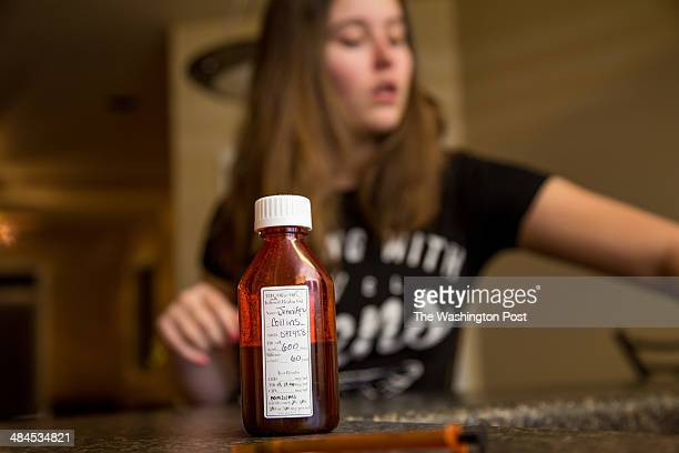 Medical marijuana is an option for epilepsy patients in Colorado Jennifer Collins age 14 and her mother Beth moved to Colorado Springs CO in December...