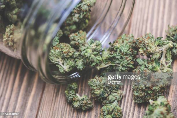 medical marijuana - weed stock photos and pictures