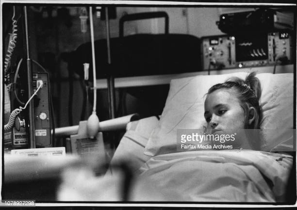 Medical Miracle -- Rachel Noyes 13 of the Gold Coast suffered Gas-Gangrene and came close to death several times, fortunately Hyper-Baric,...