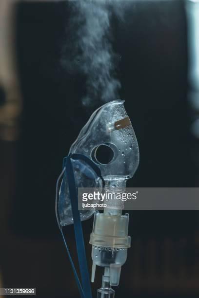 Medizinischer Nebulizer für die Behandlung von Bronchitis