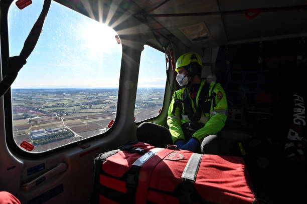 ITA: Italy Emergency Medical Services Face The Second Wave Of Covid-19 Cases