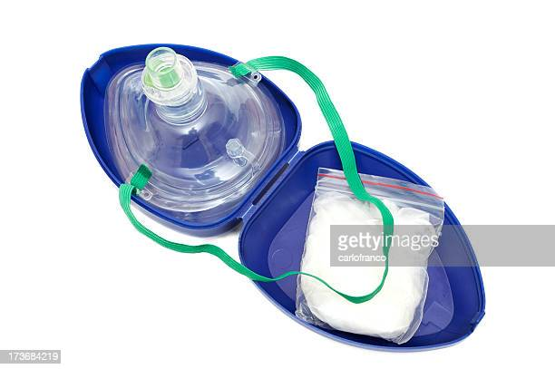 Medizinische Tasche Sauerstoffmaske