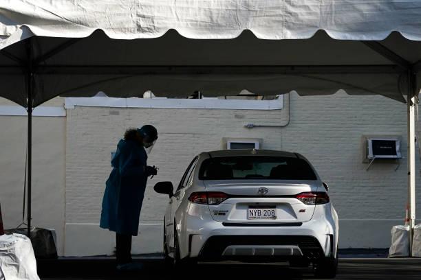 DC: New Drive-Thru Coronavirus Testing Site Opens At George Washington University