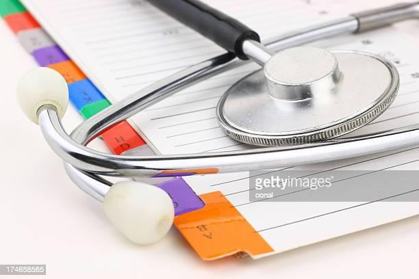 Medizinische Aufzeichnungen