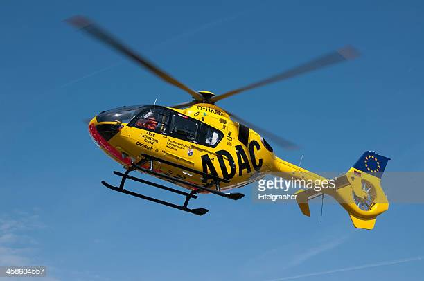 medical rescue - helicopter rotors stock photos and pictures