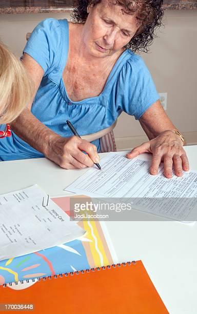 Médecine: Senior chez vous des soins de santé