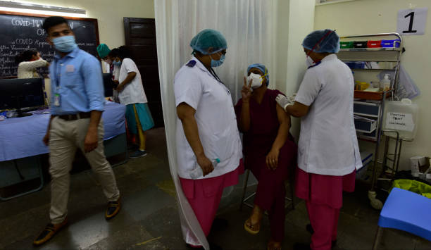 IND: India's Covid-19 Vaccination Drive