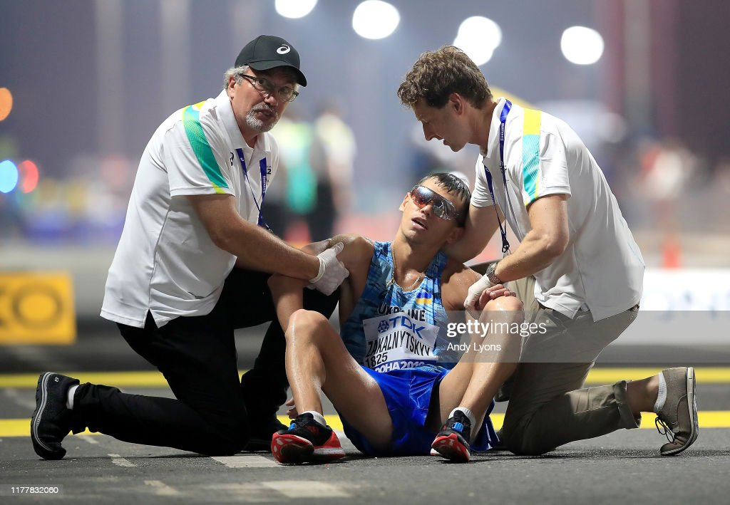 17th IAAF World Athletics Championships Doha 2019 - Day Two : ニュース写真
