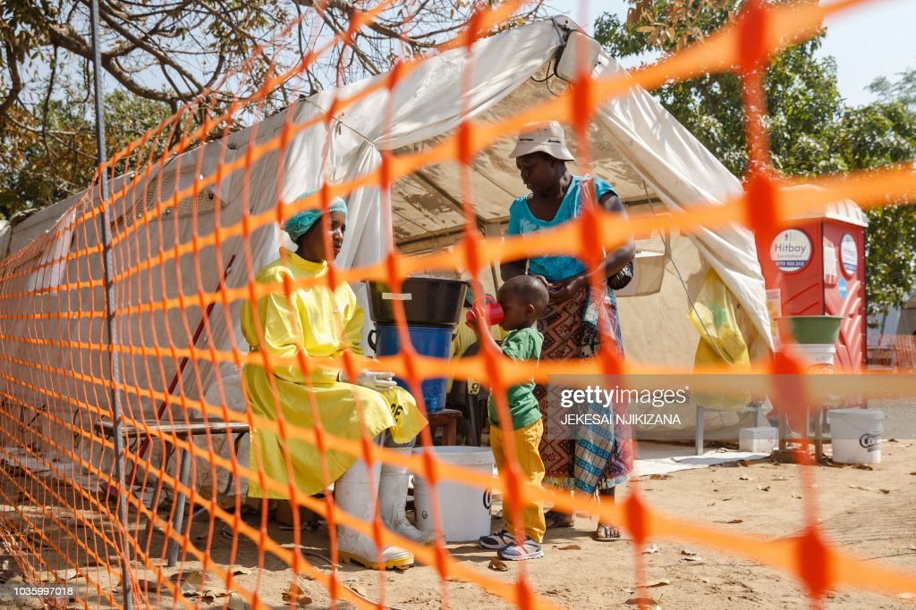 ZIMBABWE-HEALTH-CHOLERA : Nachrichtenfoto
