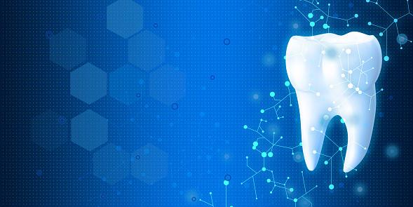 Medical symbol image on high tech blue background 1141062141