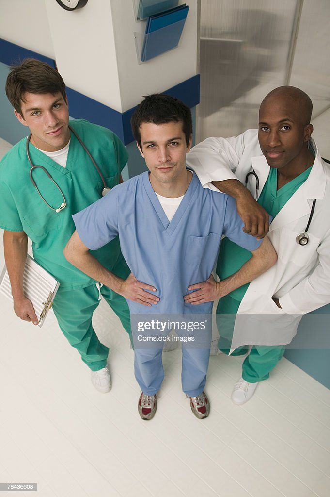 Medical team : Stockfoto