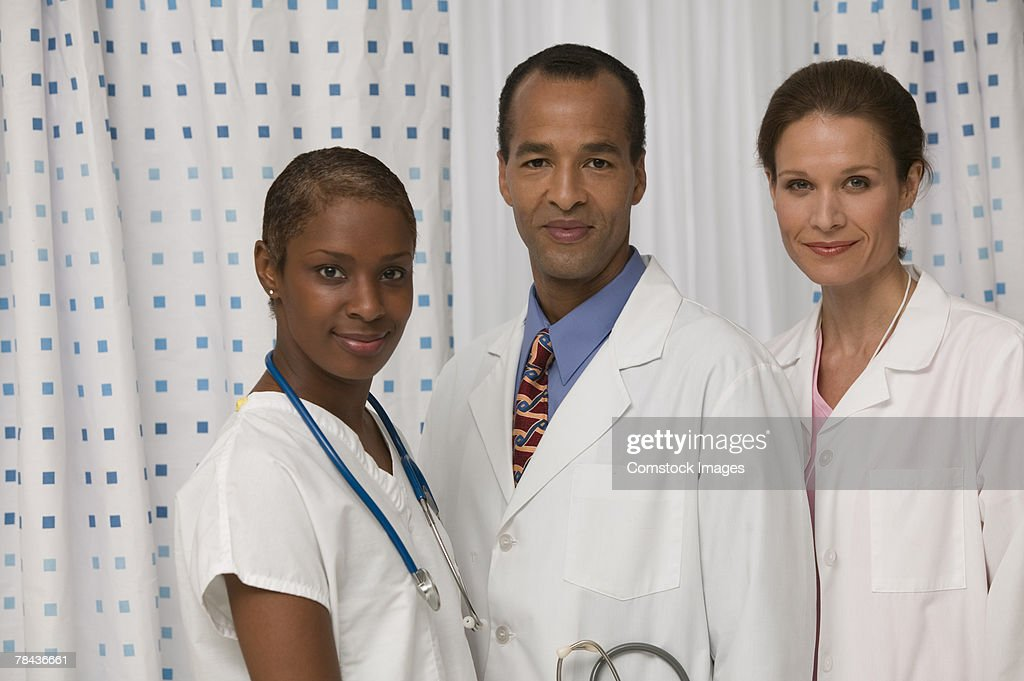 Medical team : Stock Photo