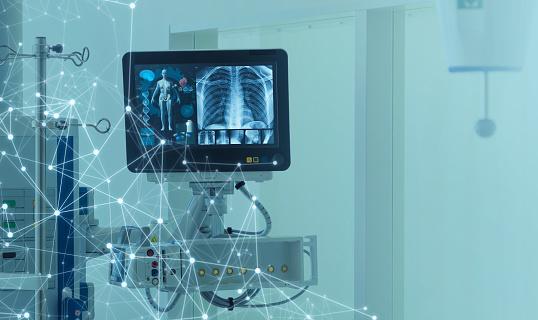 Medical technology concept. Medical instruments. 1013559166