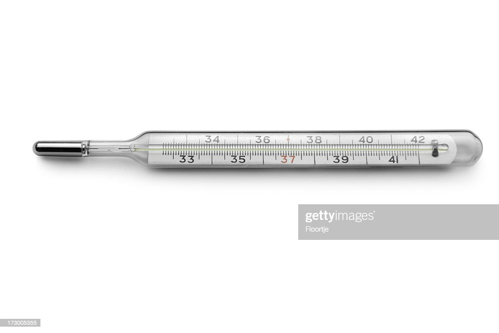 Medical: Thermometer : Stock Photo