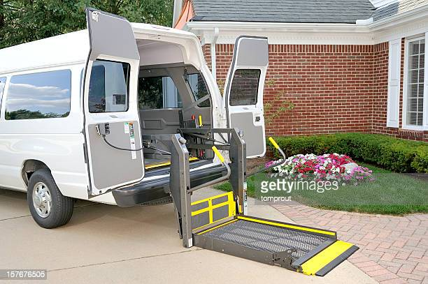 medical transportation vehicle - van vehicle stock pictures, royalty-free photos & images
