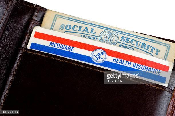 ÉTATS-UNIS. Cartes minima Social Medicare bénéficient de tarifs réduits et de sécurité sociale