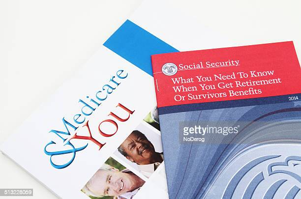 Medicare and Social Security publications
