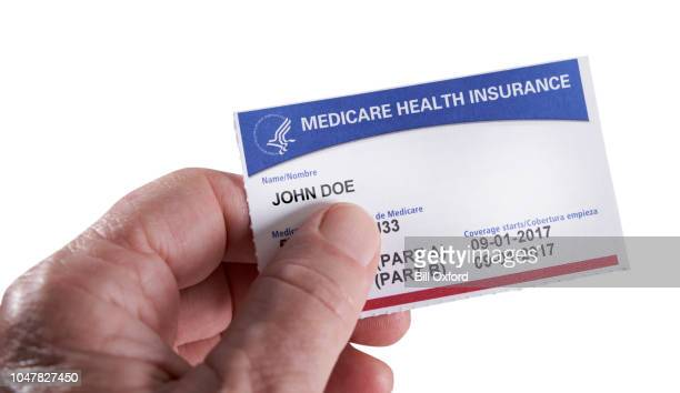 World's Best Medicare Card Stock Pictures, Photos, and ...