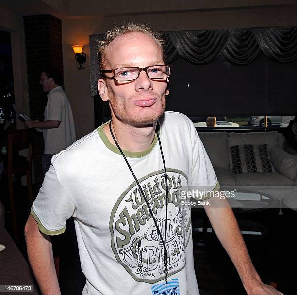 Medicated Pete attends the 2012 Ronnie Mund Block Party at The Balcony on June 22 2012 in Carlstadt New Jersey
