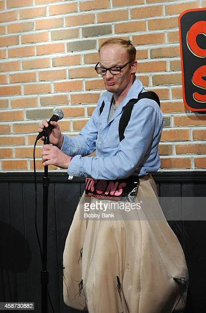Medicated Pete attends the roast of Fred the Elephant Boy at Comic Strip Live on November 9 2014 in New York City