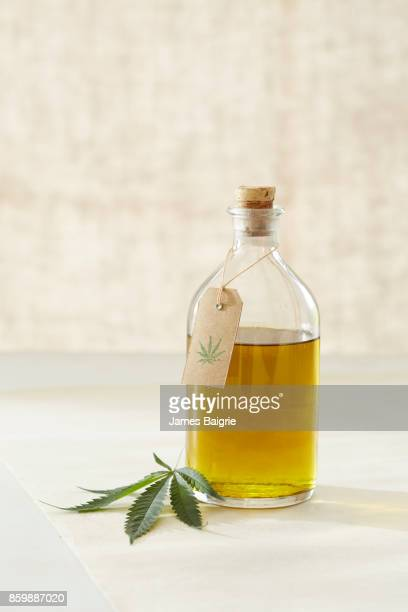Medicinal oil made from cannabis