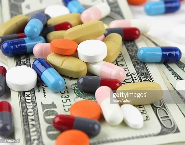 Medicine expenses