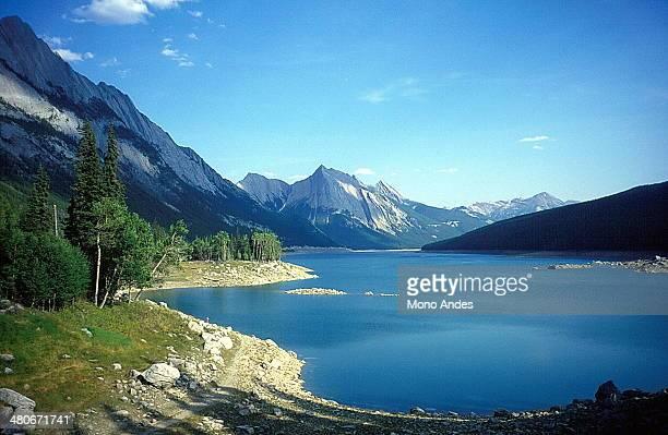 medicine lake - edmonton stock pictures, royalty-free photos & images