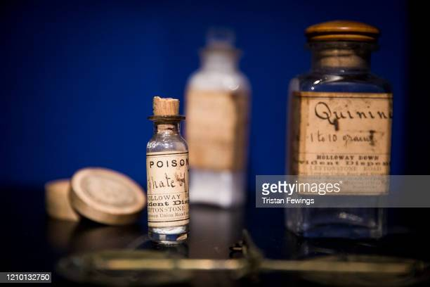 Medicines from a medical chest taken by Florence Nightingale to the Crimean War features in the new exhibition 'Nightingale in 200 Objects People and...