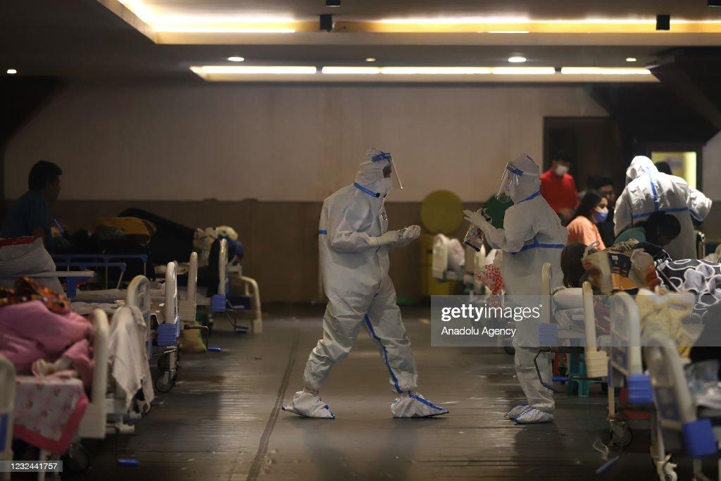 India logs world's highest number of coronavirus cases : News Photo