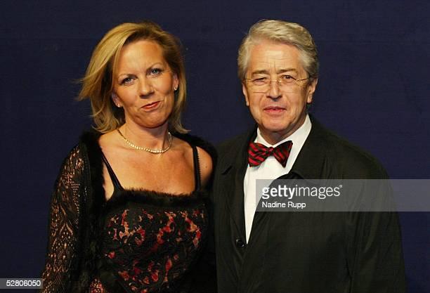 Medienpreis/Bambi Verleihung, Hamburg; Britta GESSLER, Frank ELSTNER