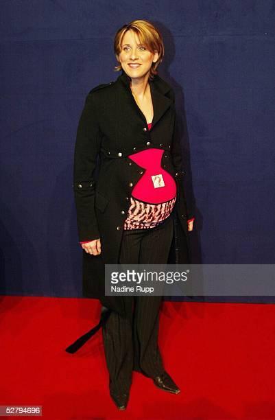 Medienpreis/Bambi Verleihung Hamburg Irina OPASCHOWSKI