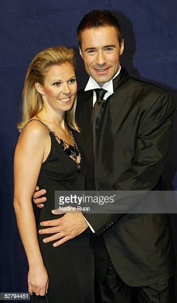 Medienpreis/Bambi Verleihung, Hamburg; Kai PFLAUME und Frau Ilke
