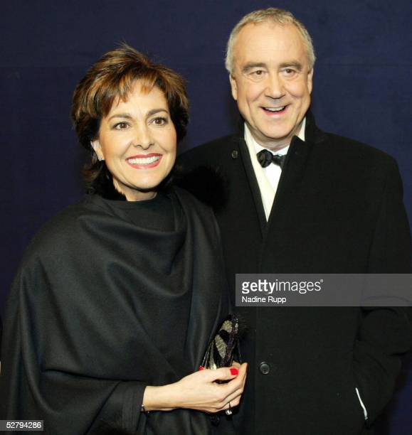 Medienpreis/Bambi Verleihung Hamburg Kurt FELIX und PAOLA