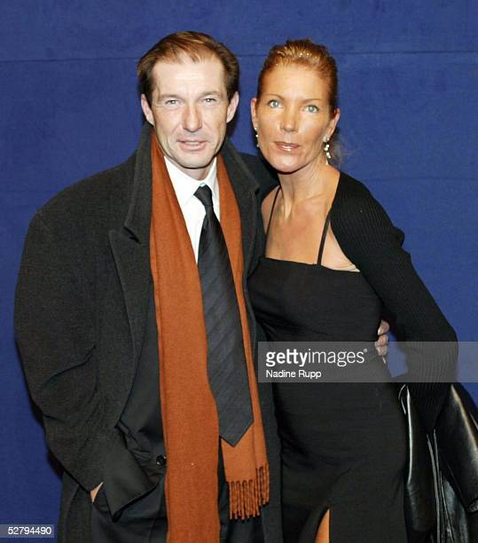 Medienpreis/Bambi Verleihung Hamburg Michael LESCH und Frau CHRISTINA